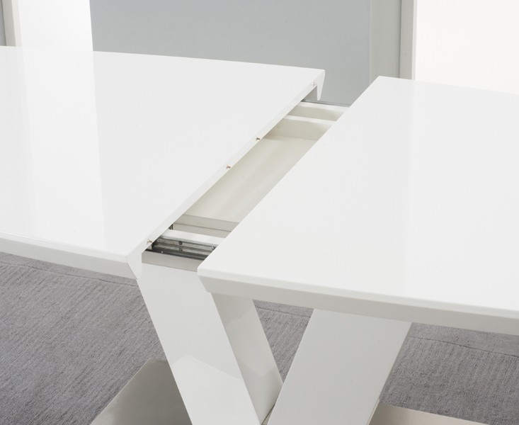 Malibu Extending Dining Table 6