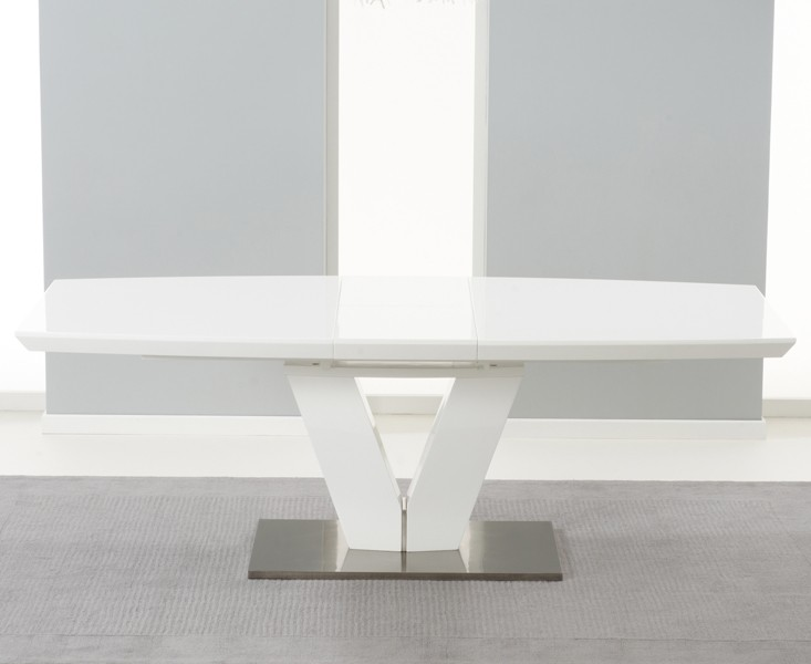 Malibu Extending Dining Table 3
