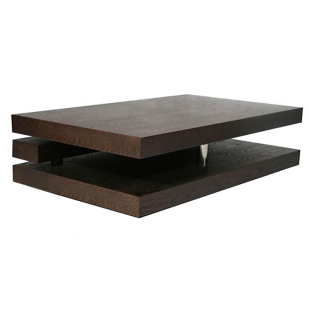 - Premier Dark Wood Coffee Table Dark Elm Veneer Coffee Tables FADS