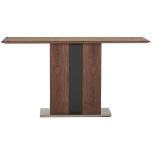 Almara Walnut Console Table