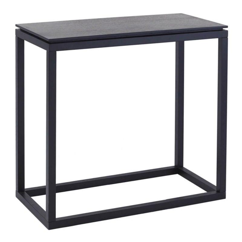 Cordoba Modern Console Table Dark Wenge