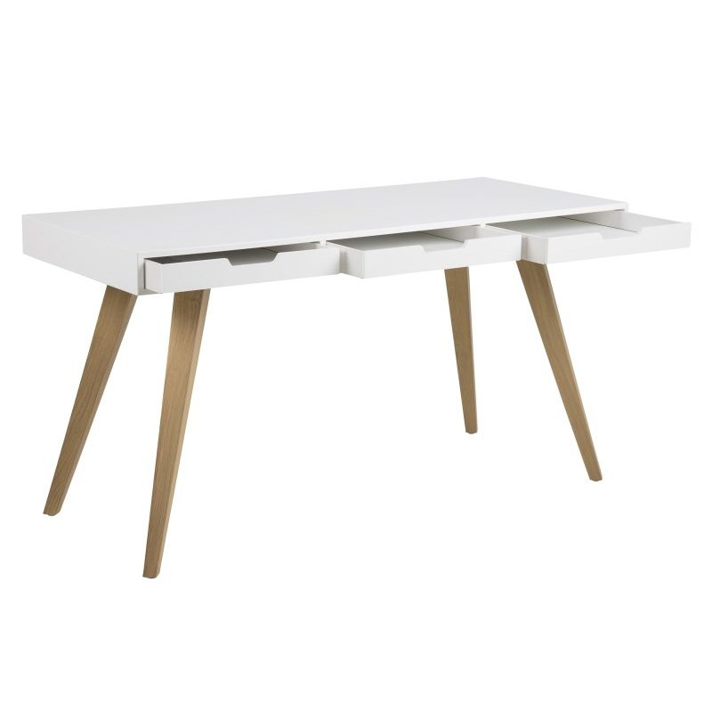 Estelle Scandinavian Style Desk 2