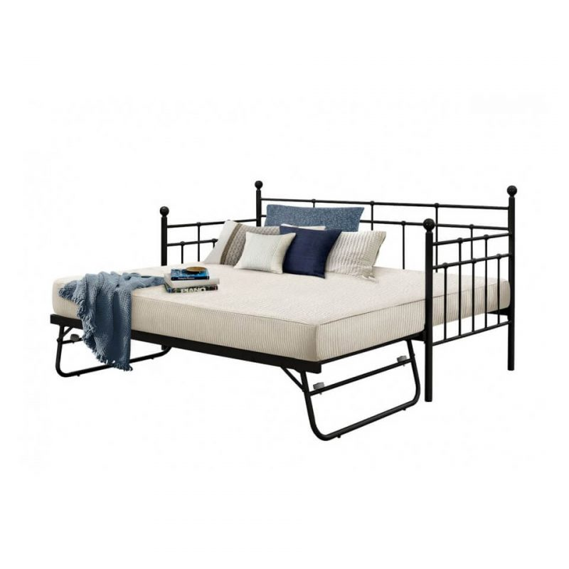 Lille Metal Daybed & Optional Trundle 1