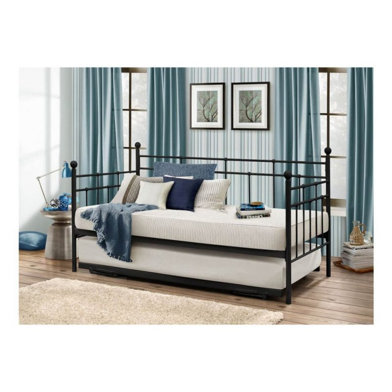 Lille Metal Daybed & Optional Trundle 10