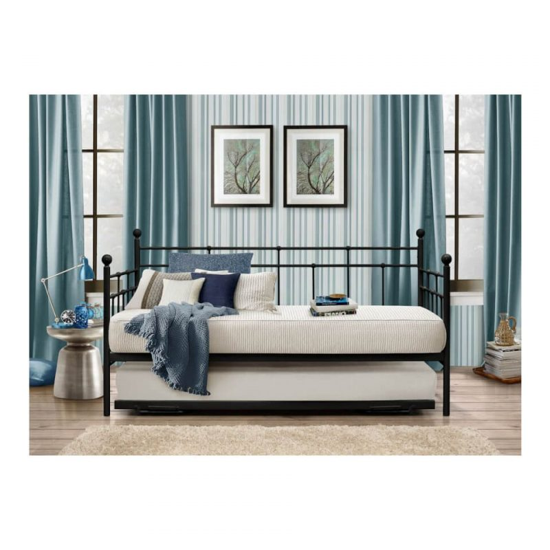 Lille Metal Daybed & Optional Trundle 11