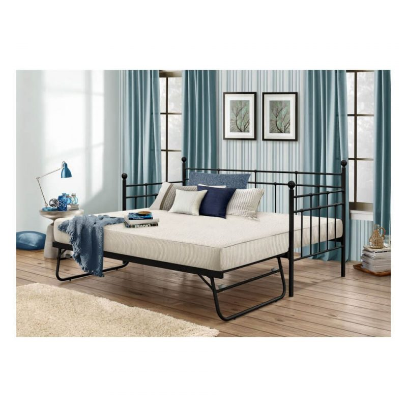 Lille Metal Daybed & Optional Trundle 12