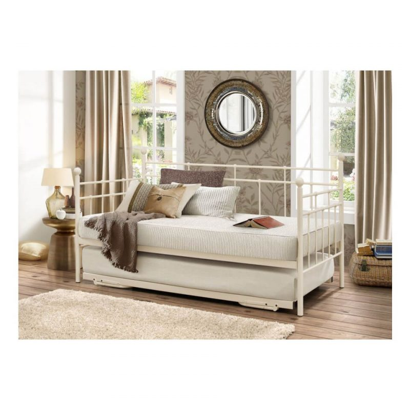 Lille Metal Daybed & Optional Trundle 13