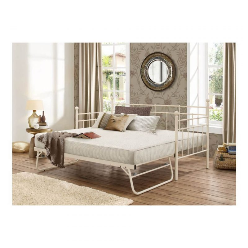 Lille Metal Daybed & Optional Trundle 15