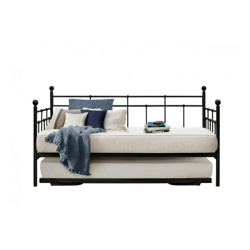 Lille Metal Daybed & Optional Trundle 3
