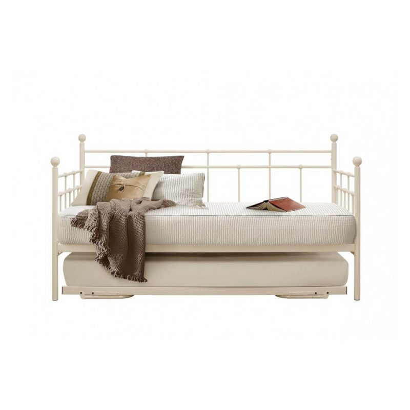 Lille Metal Daybed & Optional Trundle 4