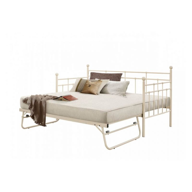 Lille Metal Daybed & Optional Trundle 5