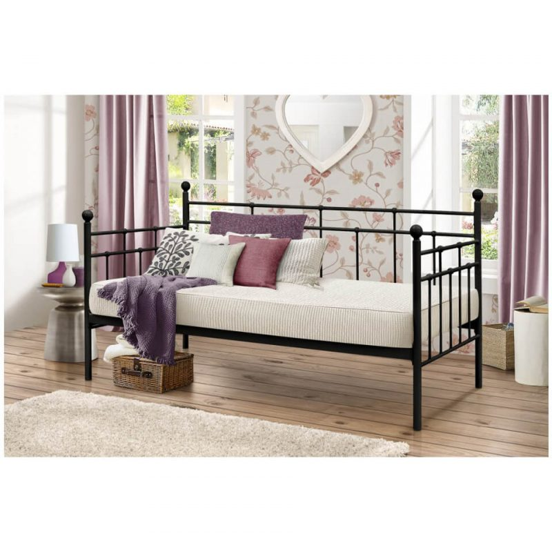 Lille Metal Daybed & Optional Trundle 6