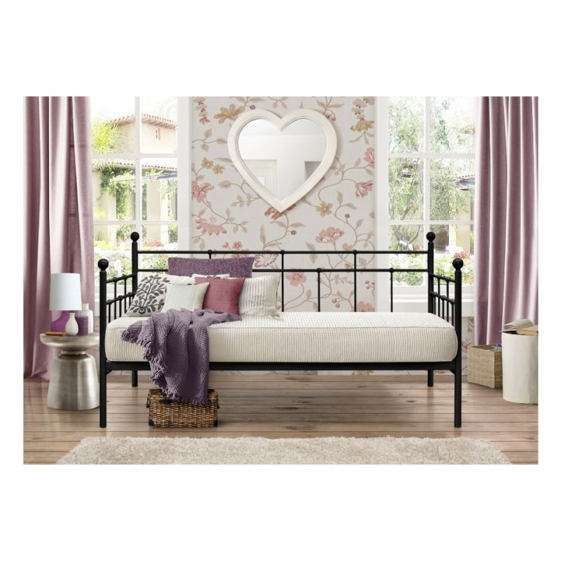 Lille Metal Daybed & Optional Trundle 7