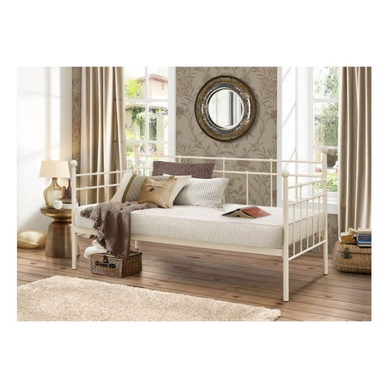 Lille Metal Daybed & Optional Trundle 8