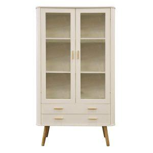Malmo Cabinet Scandinavian Style Oak