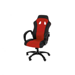Race Desk Chair Red