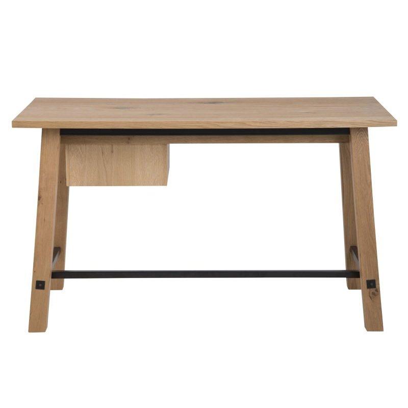 Stockholm Oak Desk 3