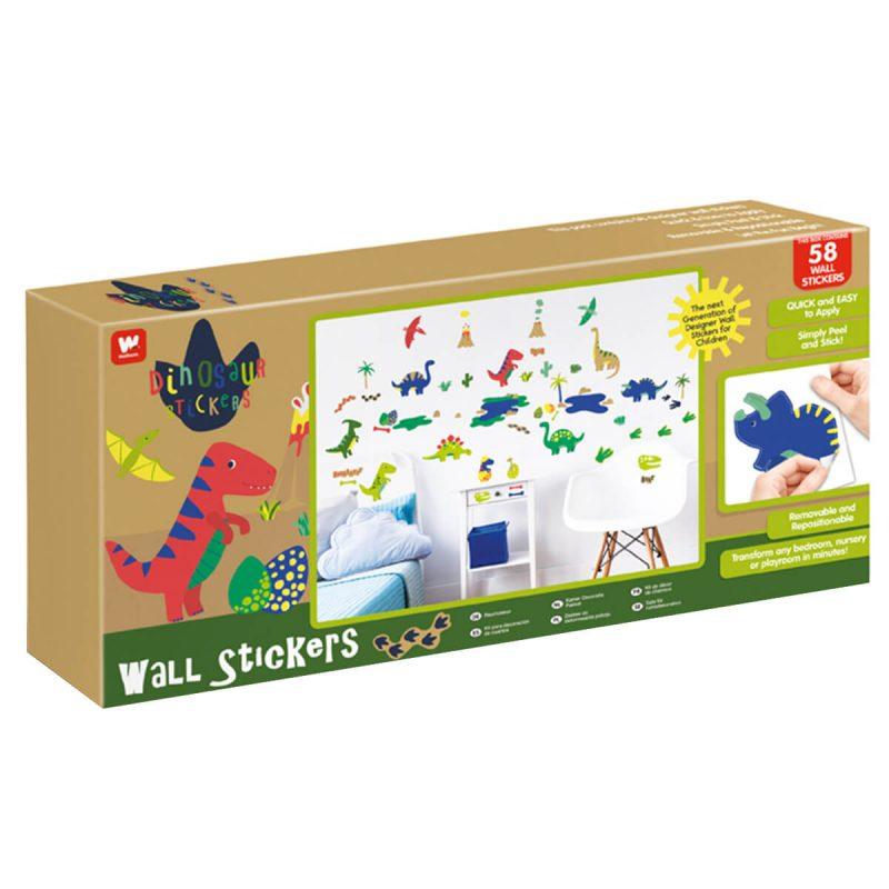 Walltastic Dinosaur Sticker Set