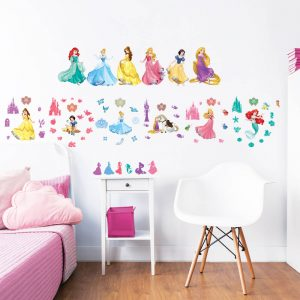 Walltastic Disney Princess Childrens Room Decor Stickers 2
