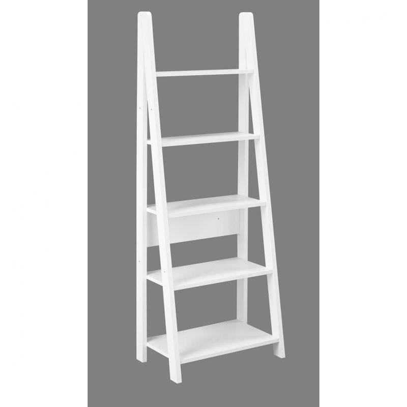 bodo white bookcase 2