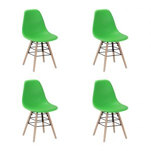 Lilly Chair Green New Design