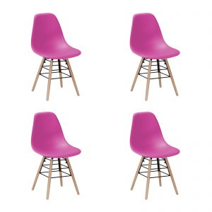 Lilly Chair Pink New Design
