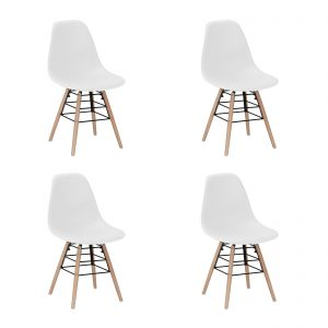 Lilly Chair White New Design