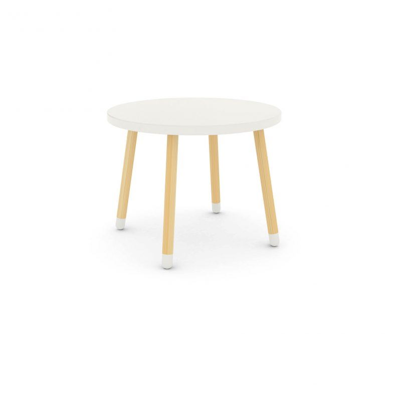 Flexa Play Childrens Table - White at FADS.co.uk