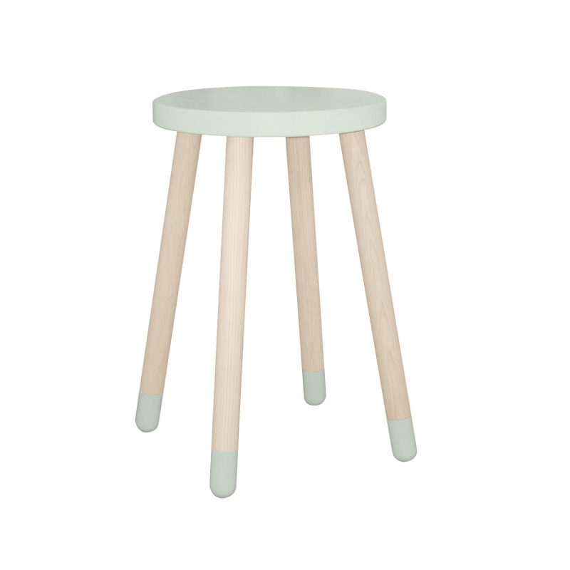 Flexa Play - Side Table - MInt Green at FADS.co.uk