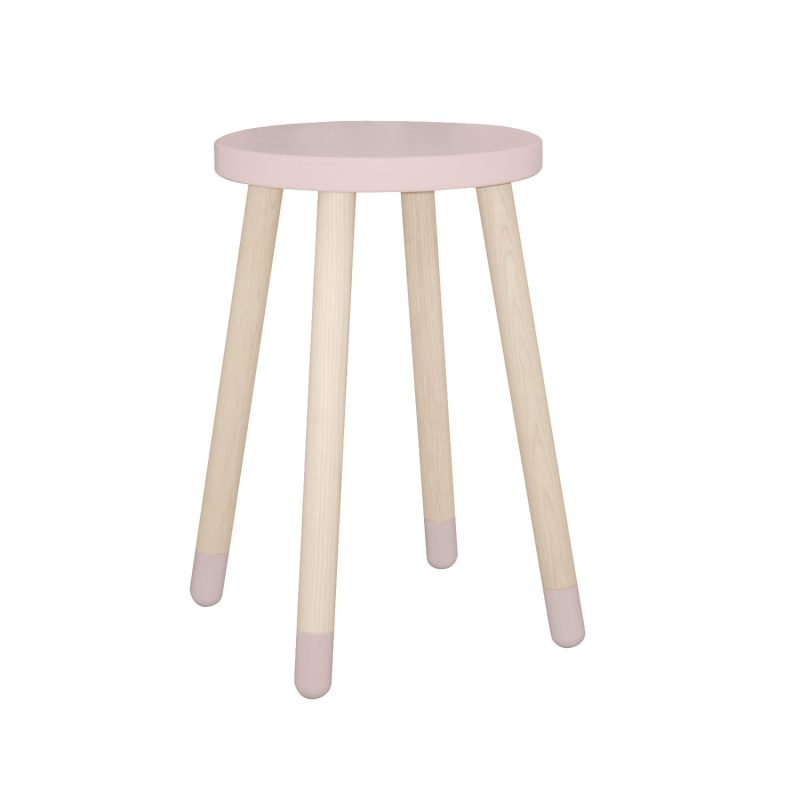 Flexa Play - Side Table - Rose at FADS.co.uk