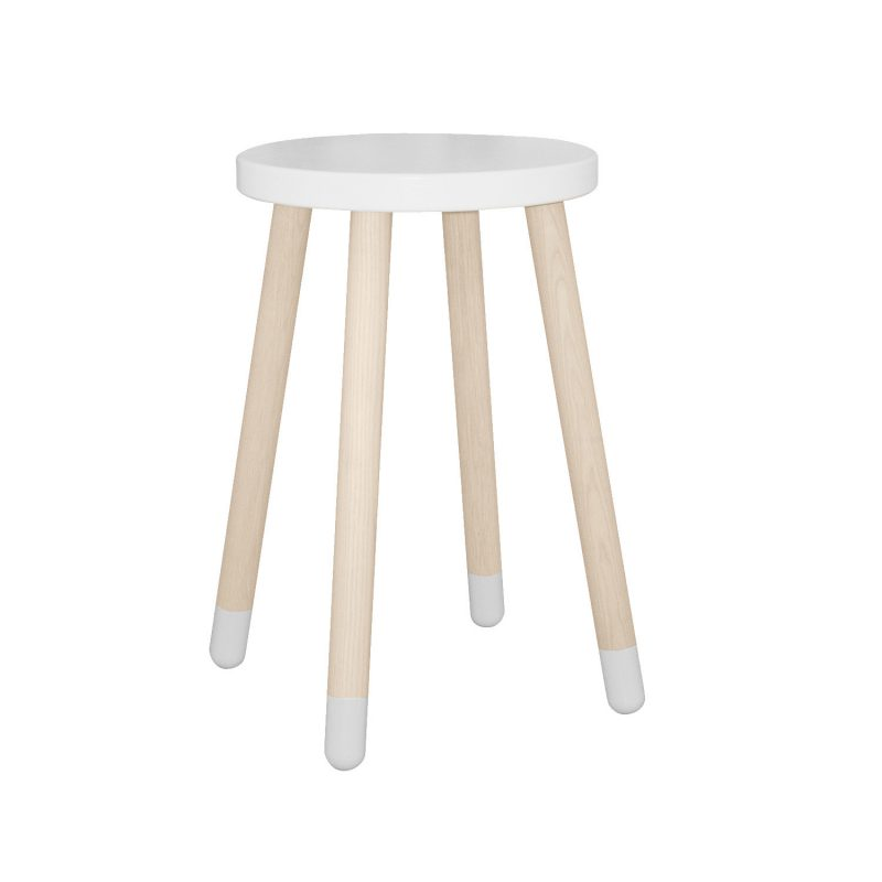 Flexa Play - Side Table - White at FADS.co.uk