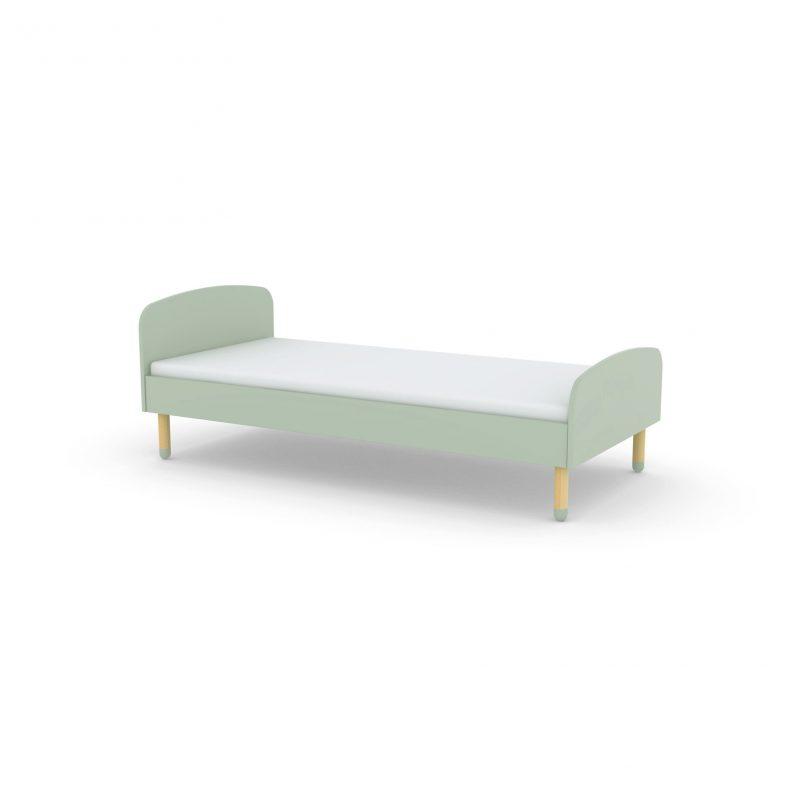 Flexa Play - Single Bed - Mint Green at FADS.co.uk