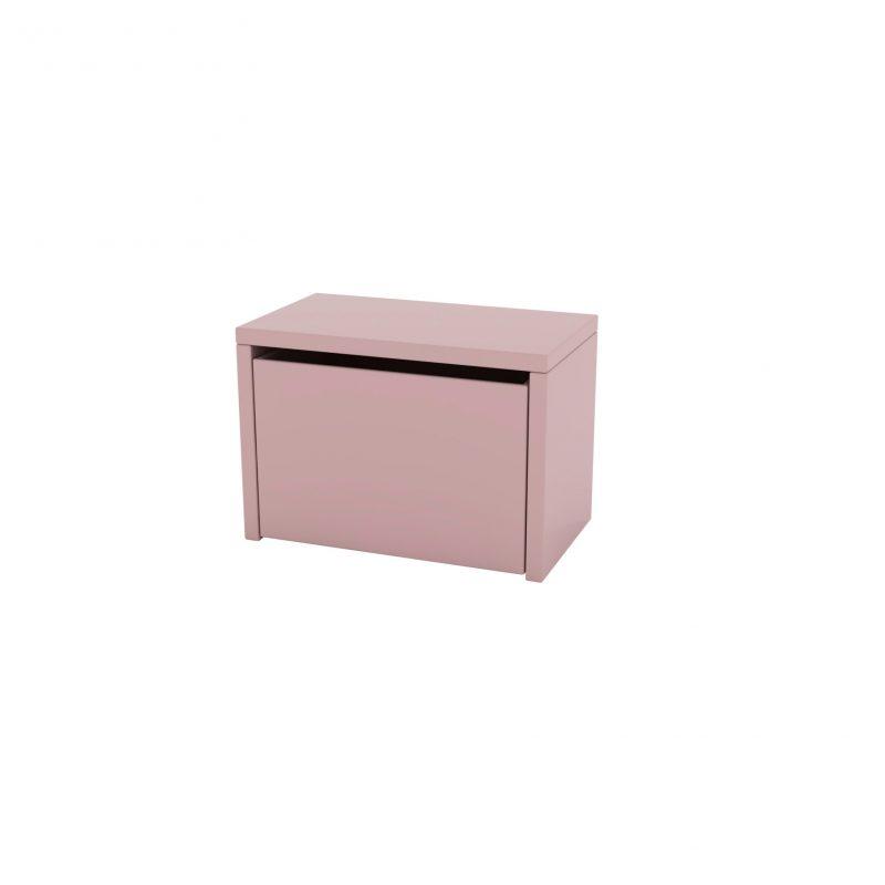 Flexa Play - Storage Bench - Rose at FADS.co.uk