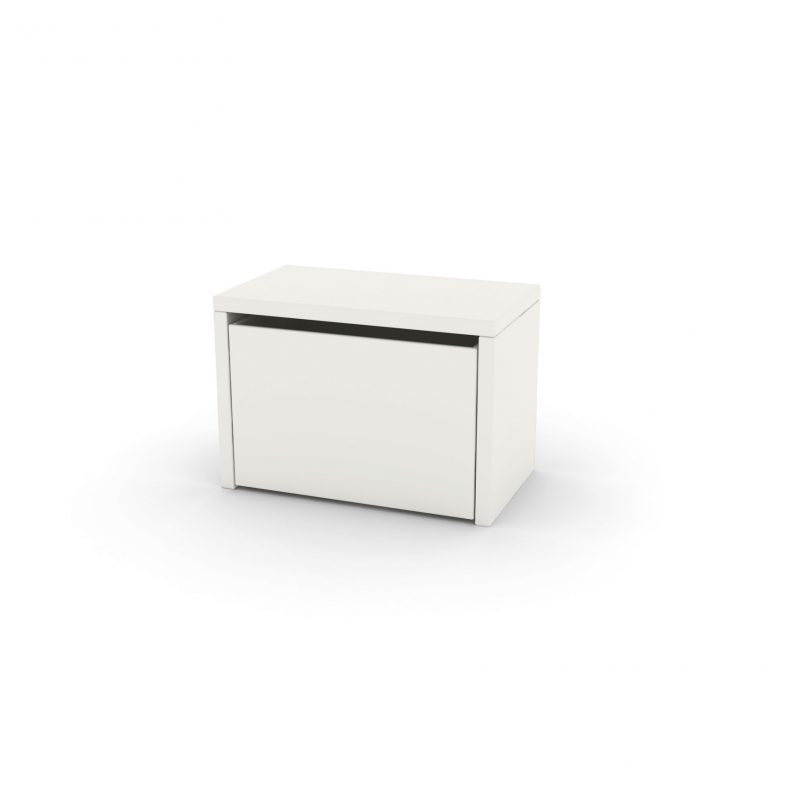 Flexa Play - Storage Bench - White at FADS.co.uk