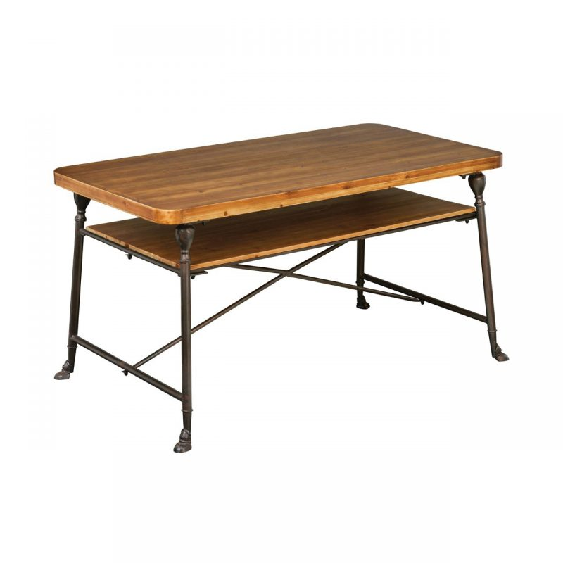 Foundry rectangular dining table at FADS.co.uk