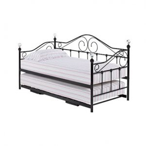 Firenze Single Day Bed With Trundle
