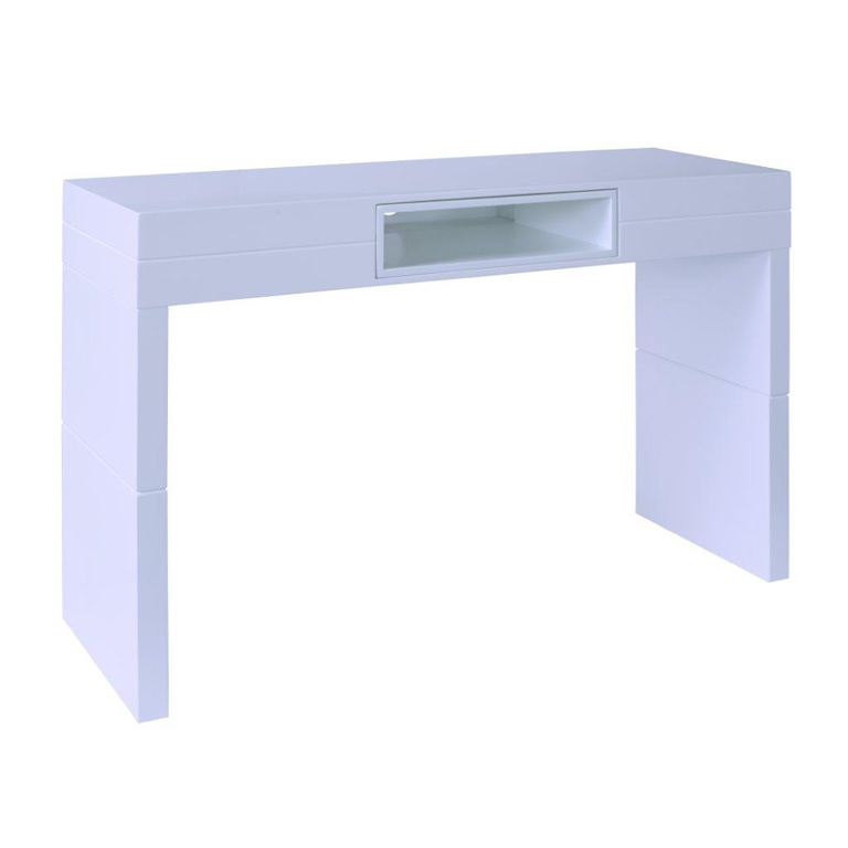 High-console-table---Savoye-WHITE-with-WHITE-accent