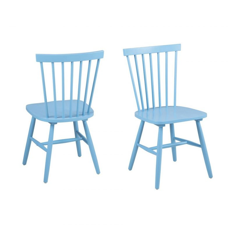 Riano Blue Dining Chair at FADS.co.uk
