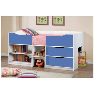 Paddington-cabin-bed-blue-and-white