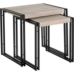 Warwick-nest-of-tables-oak-effect