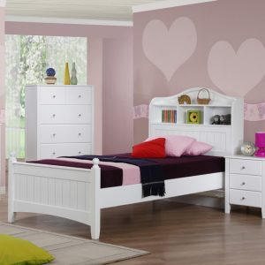 Alexia Childrens Storage Bed
