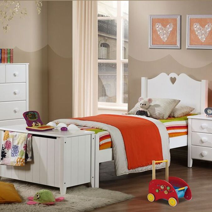 Holly Children's Bedside Table 4