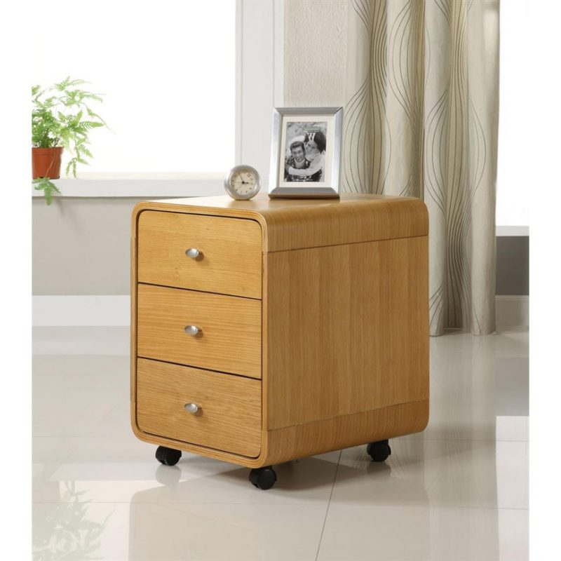 curve-3-drawer-pedestal-oak-close-up