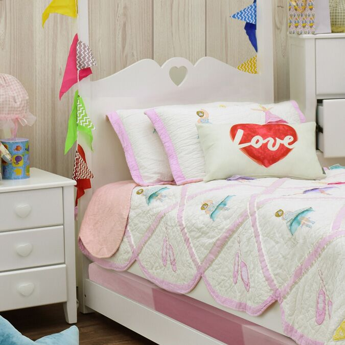Holly Children's Bedside Table 1