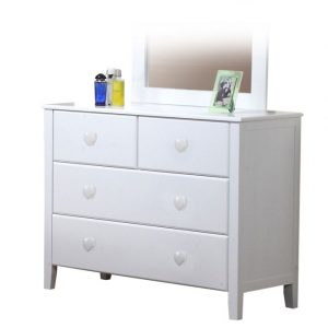 Holly 4 Drawer Dresser