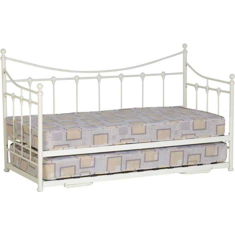 Torino cream guest bed set