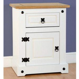 Corona Bedside Cabinet