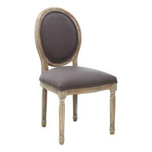 Francois Chair Grey 1