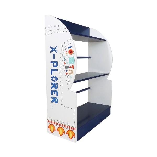 Explorer Rocket Bookcase
