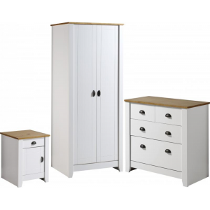Ludlow White Painted Furniture Set